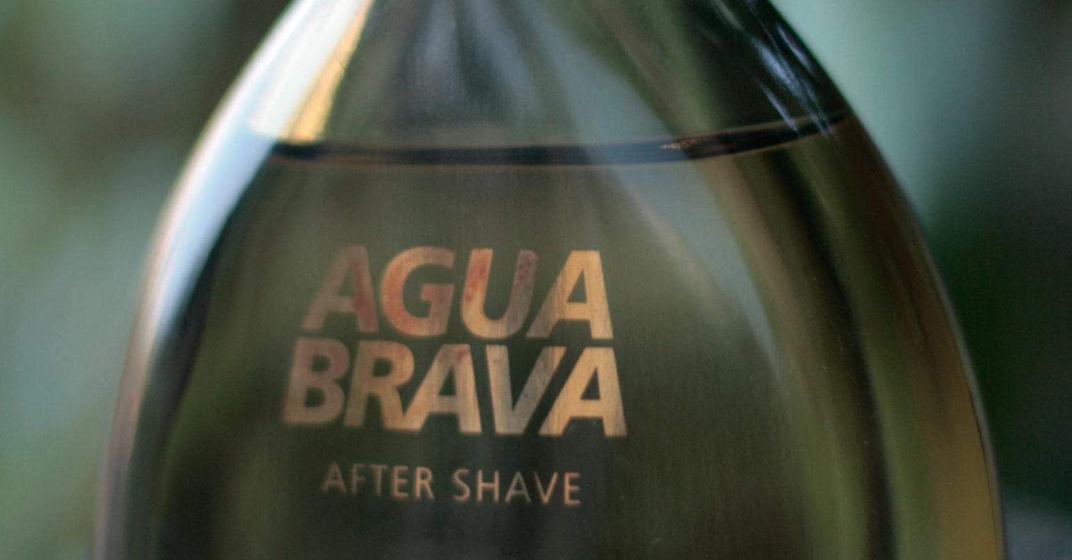 Agua brava bottle